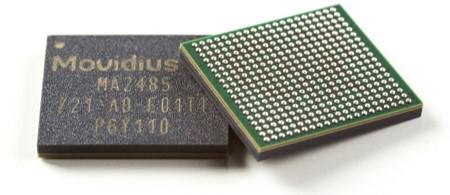 Intel® Movidius™ Myriad™ X VPU.