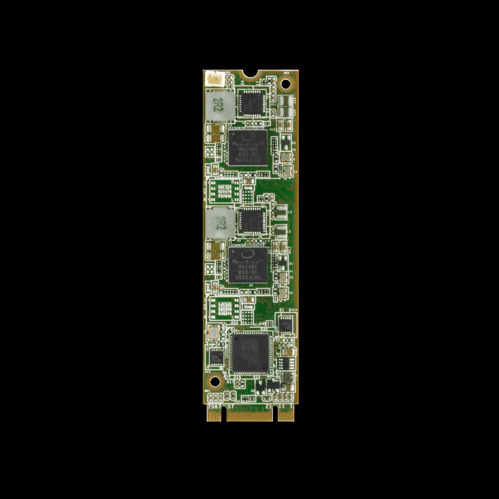 UP AI Core X M.2280 without heatsink