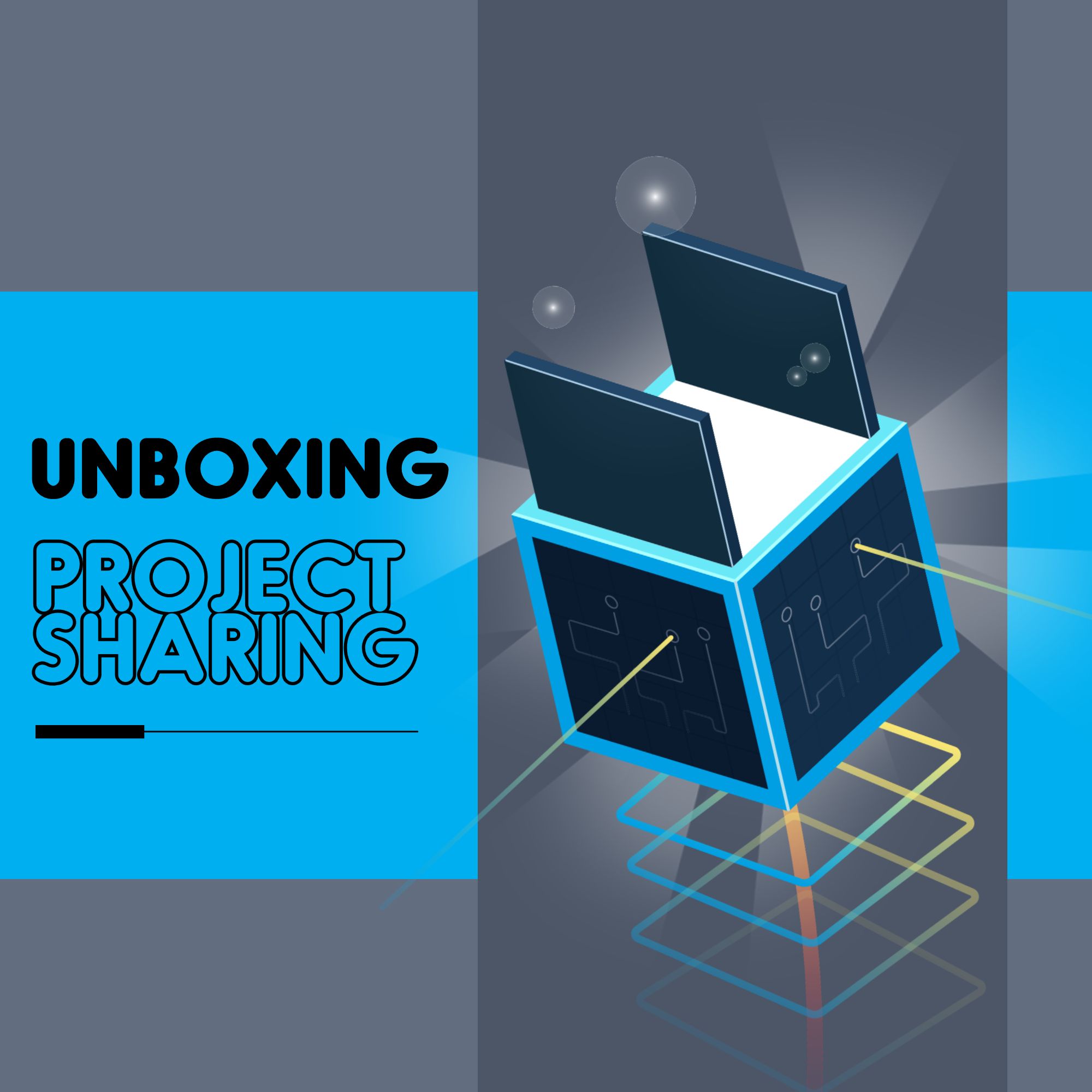 Unboxing & Project Sharing